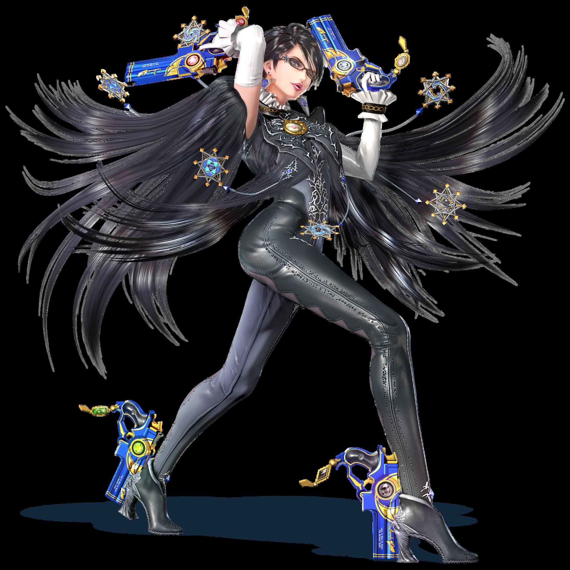 Bayonetta (SSBHassle) | Fantendo - Nintendo Fanon Wiki | FANDOM ...