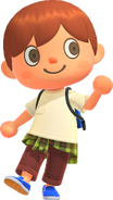 Villager 1 - AC New Horizons