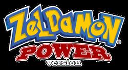 Zeldamon logo power