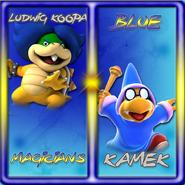 Blue Magicians SR