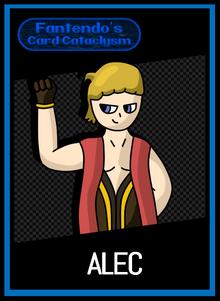 FCC Alec Card