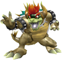 Giga Bowser Art