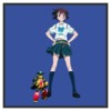 JSSB character preview icon - Akiho