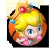 MH3D- Baby Peach