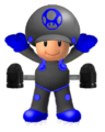Robo Blue Toad