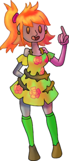 SyinaraWyneColdBlood Costume 1
