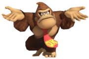 1.1.Donkey Kong shrugging