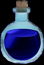 2.DB Blue Potion