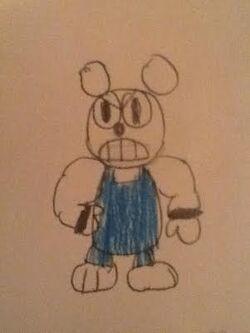 Bully Bear