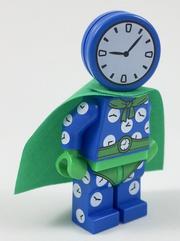 Clock King (William Tockman) (Lego Batman 4)