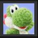 JSSB Character icon - Yarn Yoshi