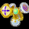 Paint Gun Yellow KH3D