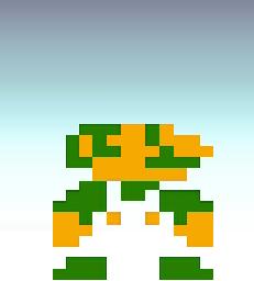 SSBN NES Luigi