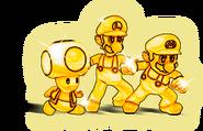 YeeMeYee Golden Heroes