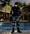 (Métal Gear Solid) Snake. Png