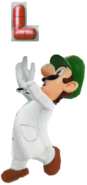 0.3.Dr. Luigi Throwing an L Vitamin