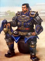 Cao Ren Artwork (DW9)