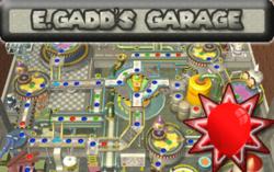 E. Gadd's Garage MKSR