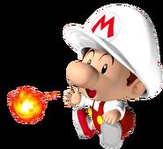 Fire Baby Mario SMG3