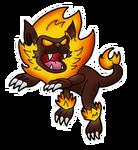 Fire Lion AoD