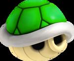 Green Shell NSMBU