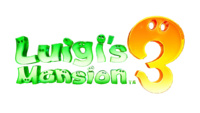 Luigi s mansion 3 logo png by mrjrock dda2qgq