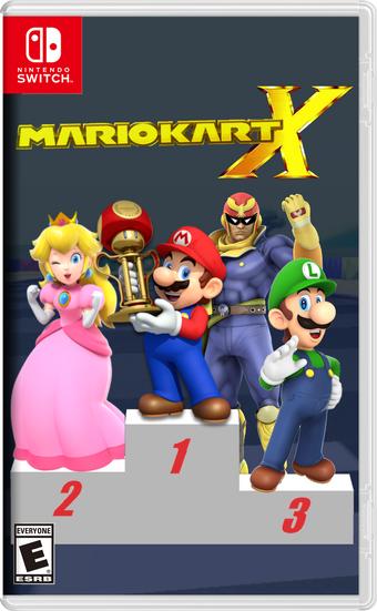 Mario Kart X Ultimate Fantendo Nintendo Fanon Wiki Fandom