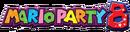 Mario Party 8 Logo