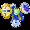 Paint Gun Blue KH3D