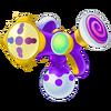 Paint Gun Purple KH3D