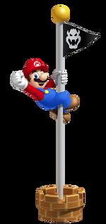 SM3DL Flagpole