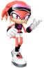 Shade the echidna casual outfit render by nibroc rock-db6mv6z
