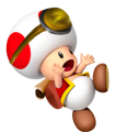 Toad captain