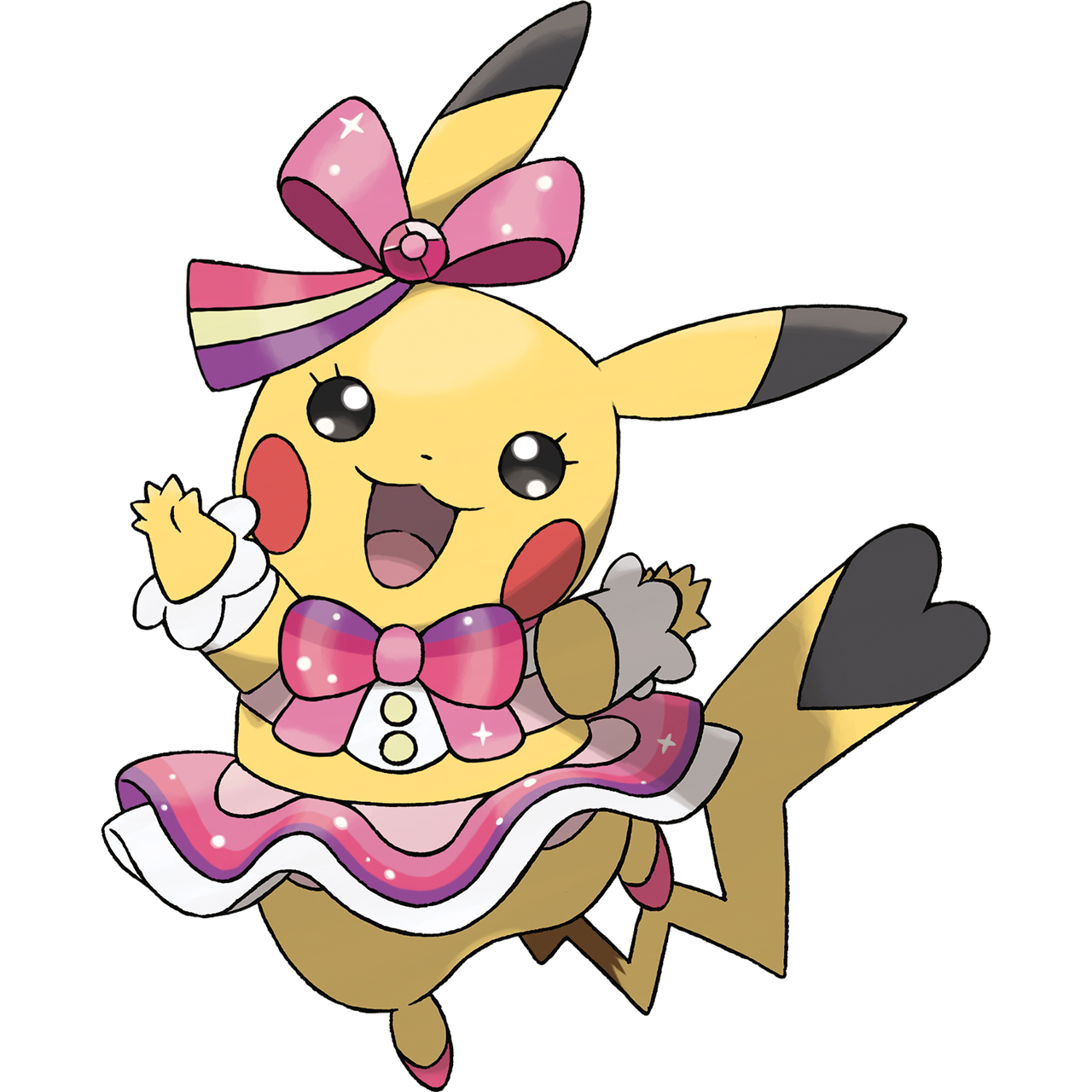 025Pikachu-Pop Star