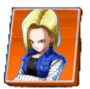 Android 18 Icon