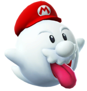 Boo Mario