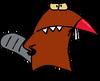 Daggett doofus beaver by madoldcrow1105-daa3uy8