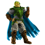 Ganon link hyrule warriors