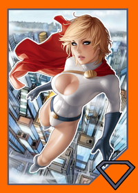 KingdomFightersTC Powergirl