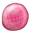 PinkDodgeballPainted