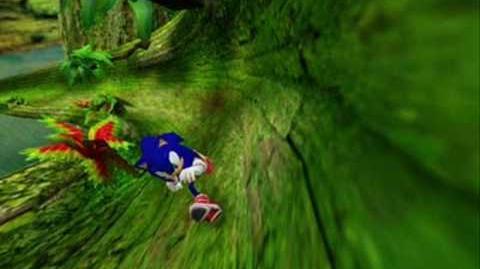 Sonic Adventure 2 Green Forest Remix