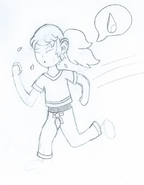 Unfinished running Clair
