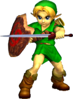 Young Link Obliteration