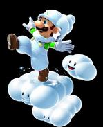 Cloud Luigi