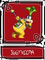 Iggy Koopa SSBR