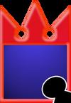 KingdomCard 0Red