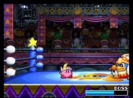 Kirby vs king dedede arena