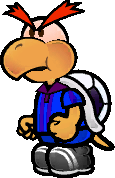 Koopa Striker Sprite PM5