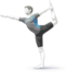 Male Wii Fit Trainer (Super Smash Bros
