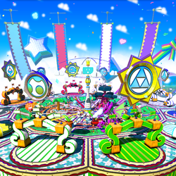 Nintendo Land Plaza